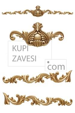 Gold Leaf Bordure VR70